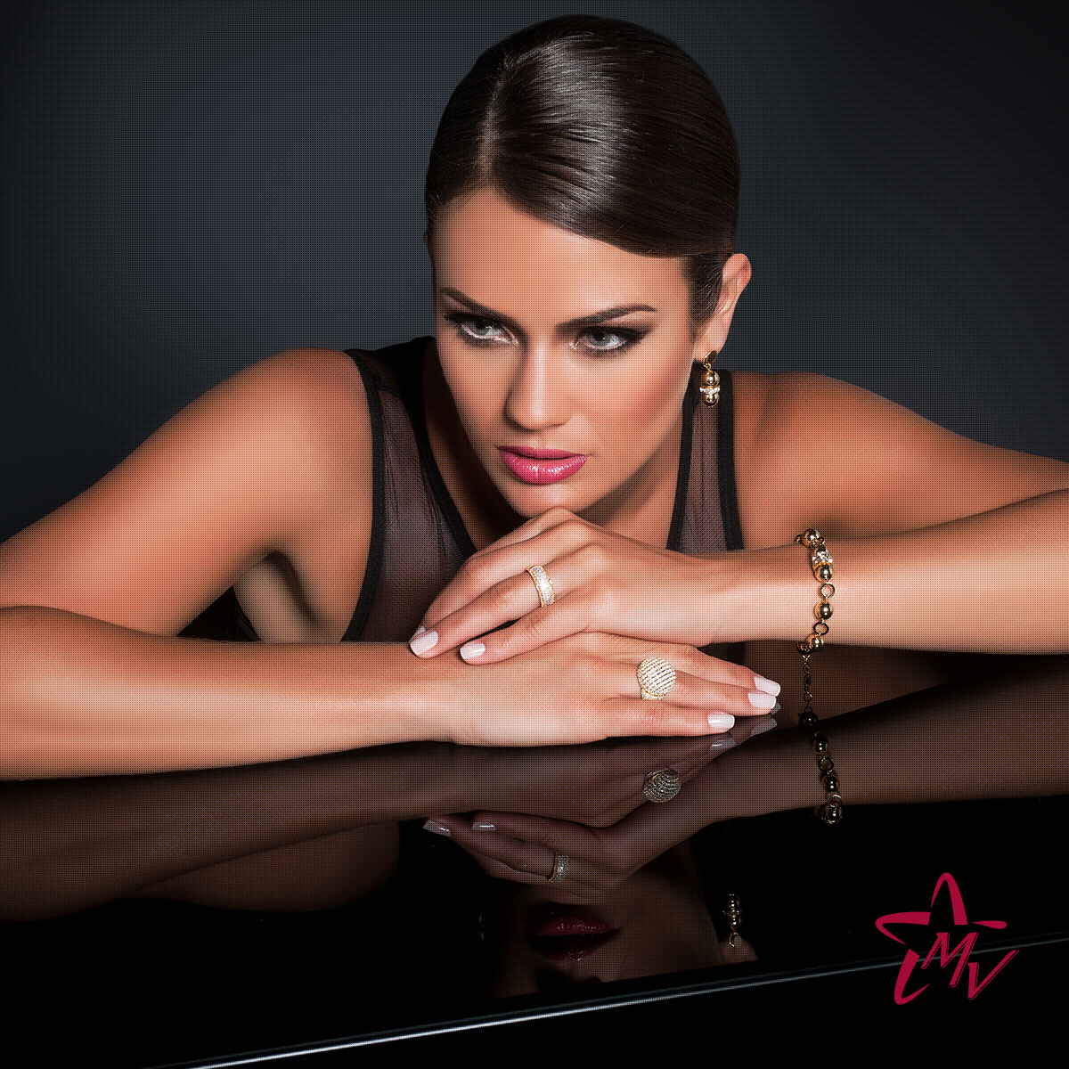 Mulheres glamourosas merecem o destaque!