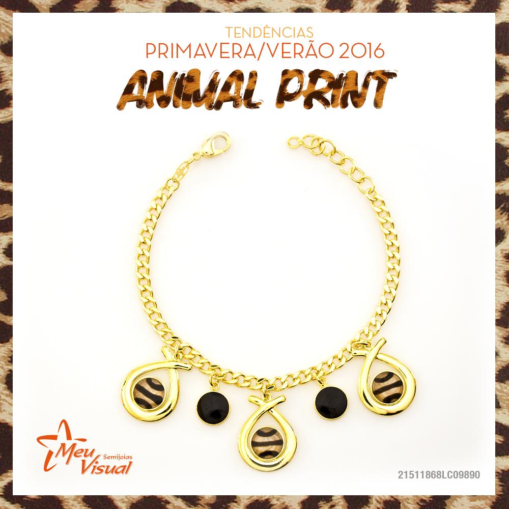 Animal print: em alta na primavera/verão 2016!