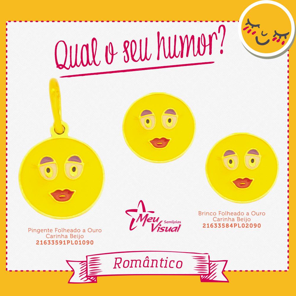 Semijoias de emoticons: novidade da Meu Visual!