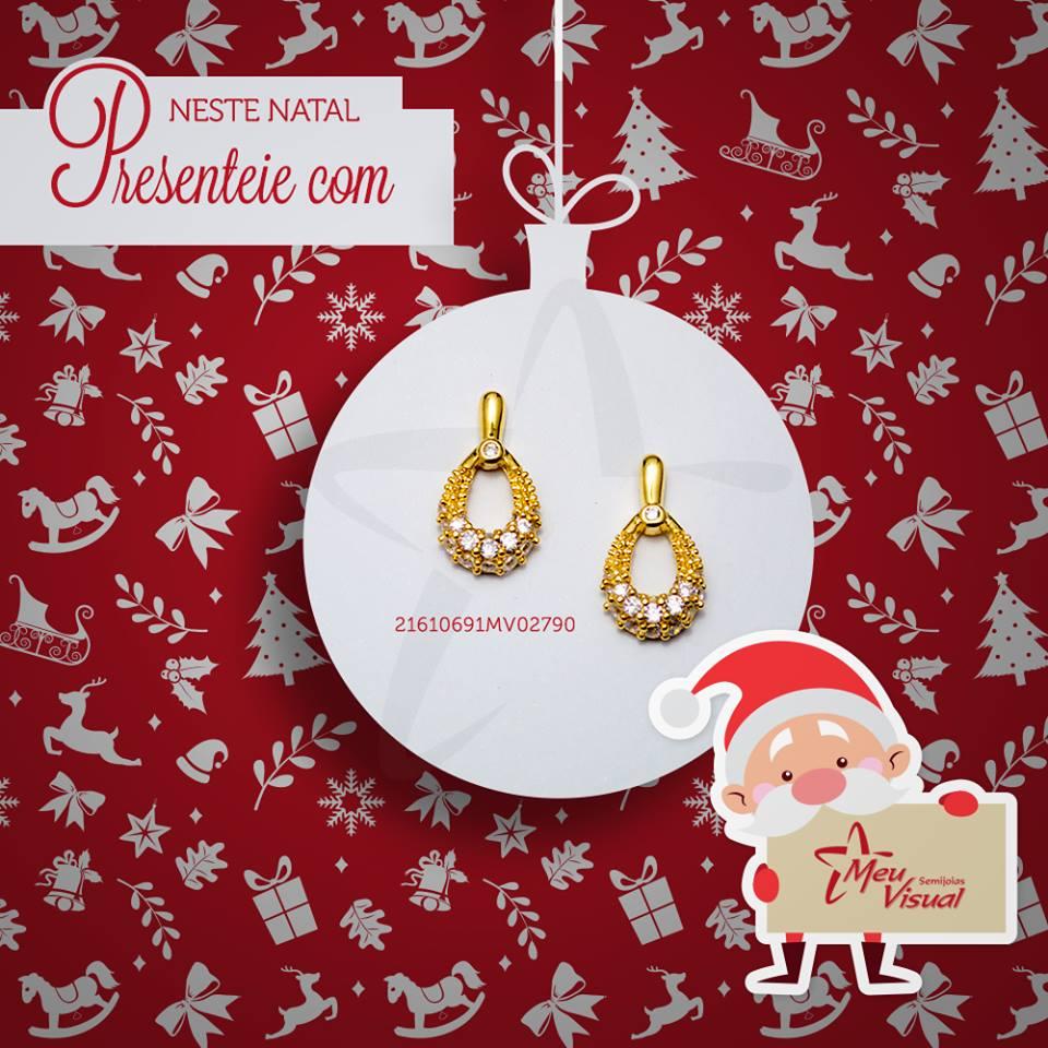 Natal com semijoias: brilhe na ceia com a Meu Visual!